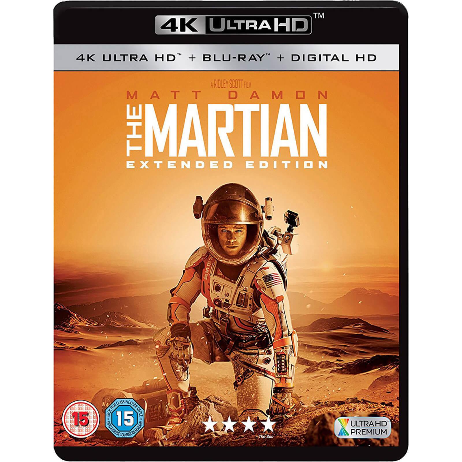 4K UHD Blu-Ray's: 3 voor €32