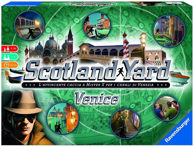Scotland Yard Venetië (gelimiteerde uitgave)