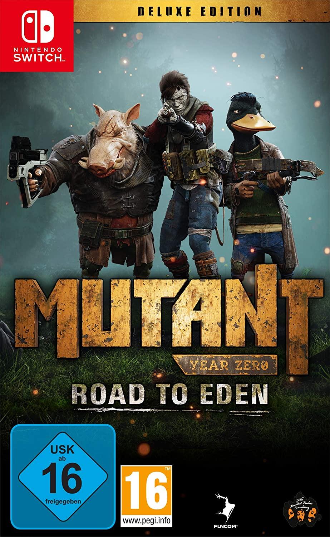 Mutant Year Zero: Road to Eden - Deluxe Edition (Switch)