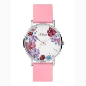 s.Oliver Dames Horloge @ Amazon NL
