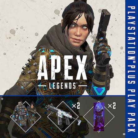 Gratis Apex Legends: PlayStation Plus Play Pack @ PSN