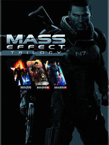 Mass Effect Trilogy (PC key)