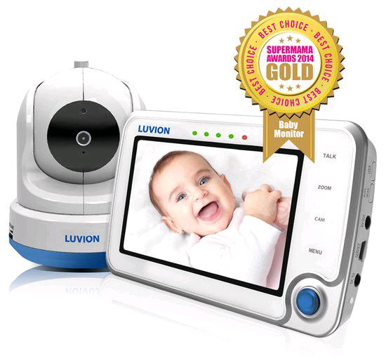 Luvion - Supreme (Babyfoon met camera) met 43% korting! @Bol.com