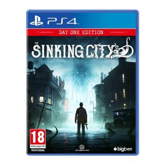 [België/Grensdeal] The Sinking City Day One Edition PS4 voor €9,81 bij Fnac België