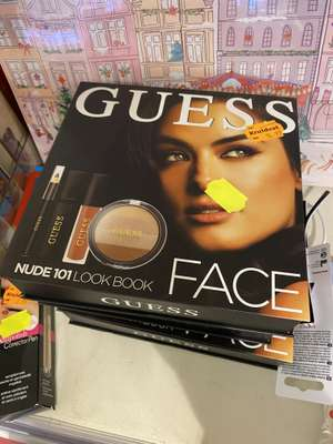 Guess make-up set met 50% korting @ Kruidvat
