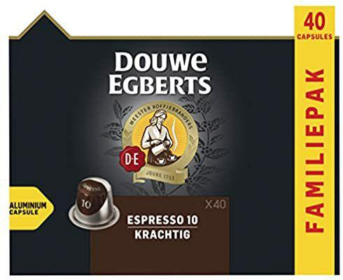 200 Douwe Egberts Koffiecups