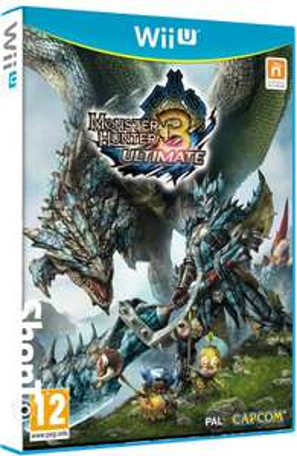 Monster Hunter 3 Ultimate (Wii U) voor €16,95 @ Shopto