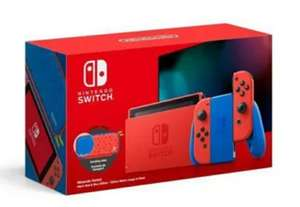 Nintendo Switch Super Mario Limited Edition@Cdiscount Frankrijk (bezorging in Nederland)