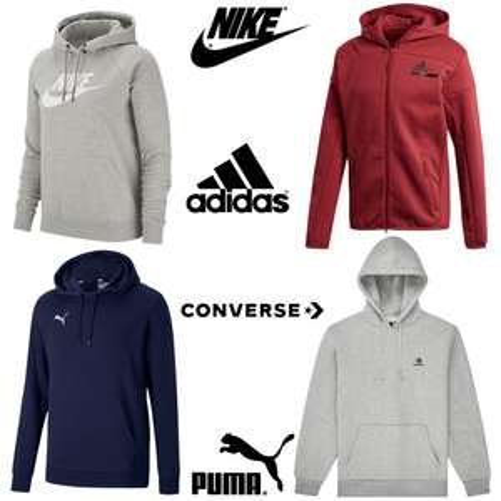 Hoodies sale va €19,97 [adidas, Nike, Puma, Converse e.a.]