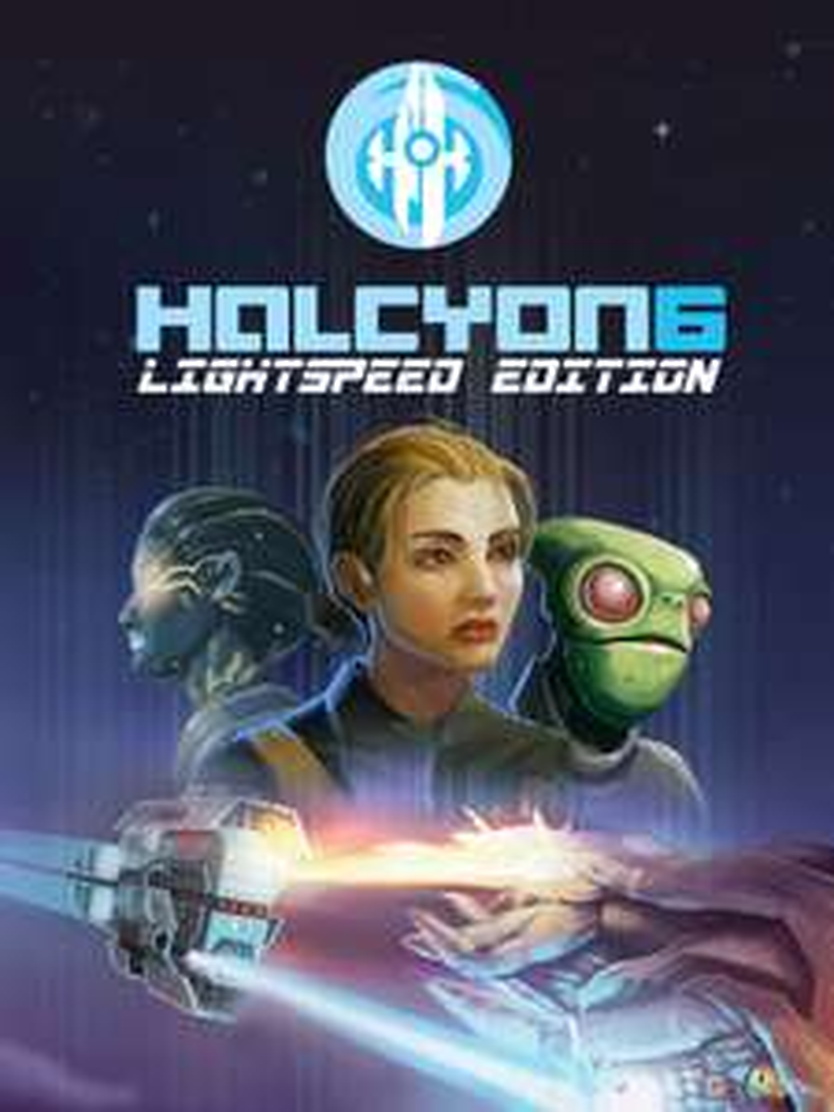 [gratis] Halcyon 6 Starbase Commander @epic games