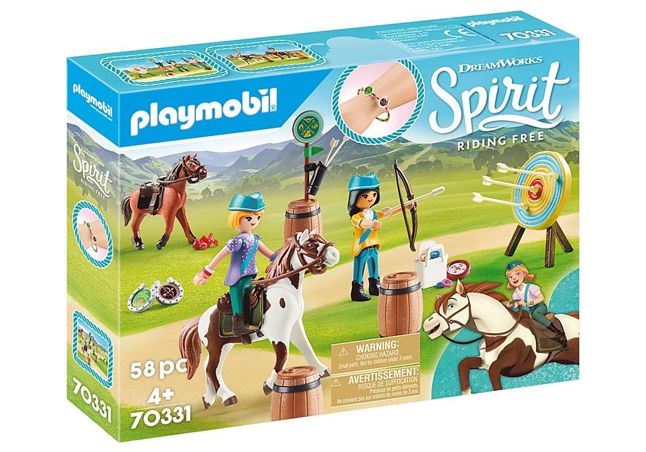 Playmobil 70331 Boogschieten te paard €7,53 [Laagste prijs ooit] @ Amazon