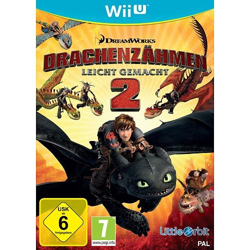 Wii U - Hoe Tem Je Een Draak 2 (engelstalig) voor €16,93