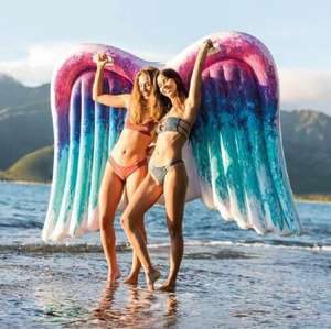Angel Wings luchtbed (Intex)