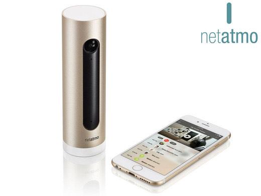 Netatmo Welcome Beveiligingscamera
