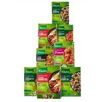 Albert Heijn: 2x Knorr wereldgerechten (ook family verpakking)