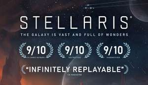 Stellaris in de Steam weekend sale