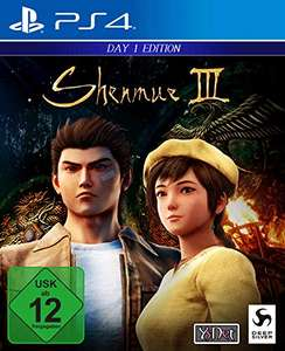 Shenmue III - Day One Edition (PS4) @ Amazon.de