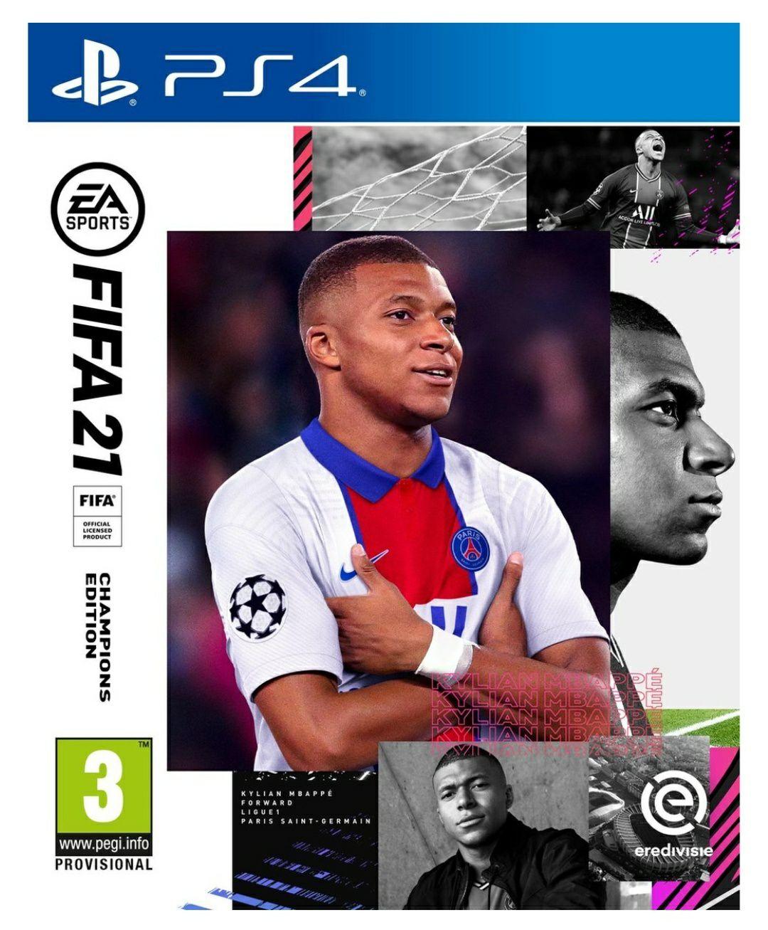 FIFA 21 - Champions Edition - PS4/PS5