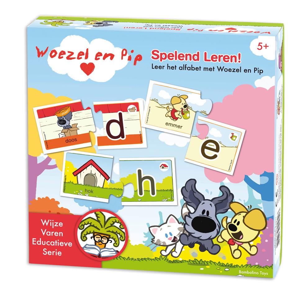 Woezel en Pip Leer de Letters voor €5 @ Bart Smit
