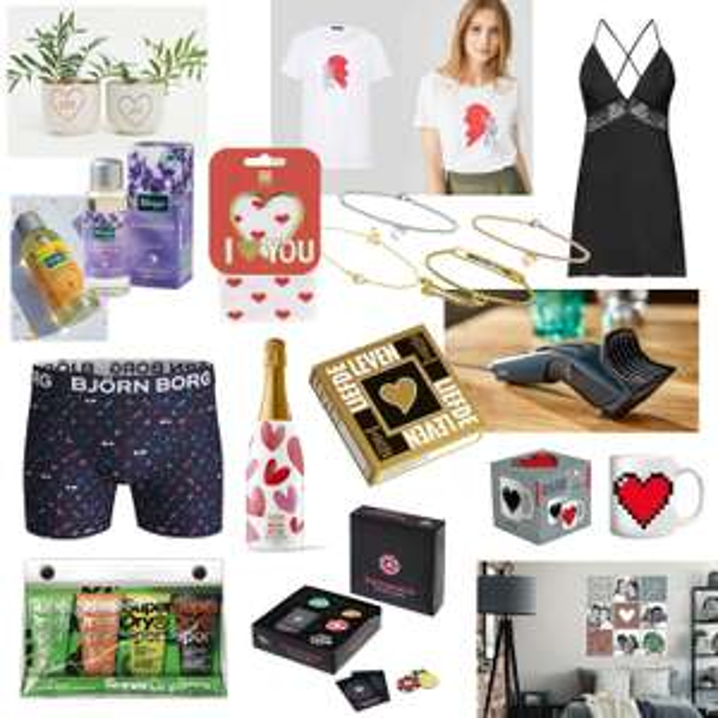 Valentijnsdag: 14 cadeautips voor hem & haar