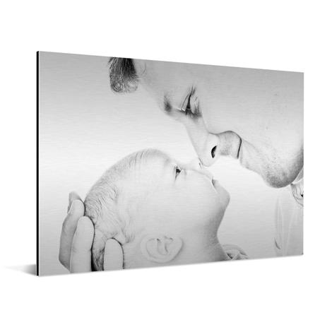 Foto op aluminium (40x30 cm) voor €9,95 incl. verzending @ Fotoproducten