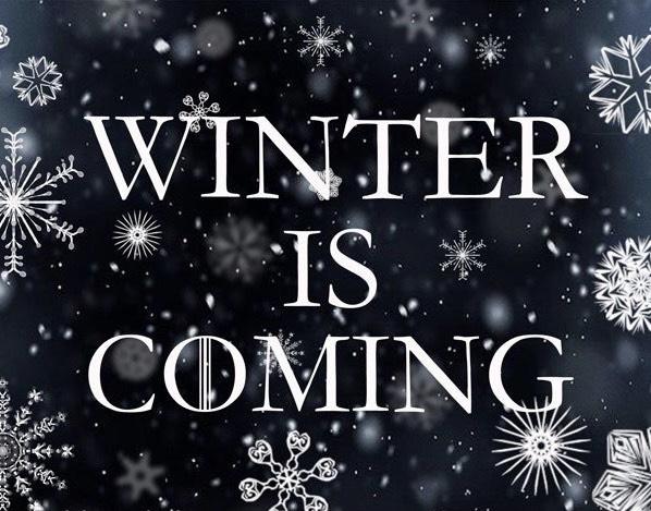 'Winter Is Coming' [Lijstje met Winterdeals]