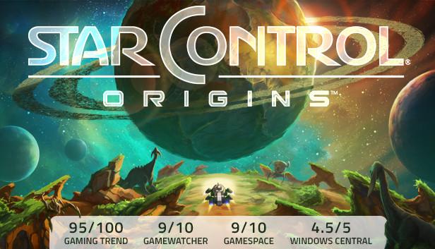 [STEAM/PC] Star Control®: Origins @ STEAM