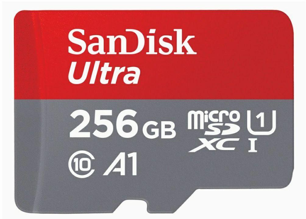 SanDisk Ultra 256 GB microSDXC