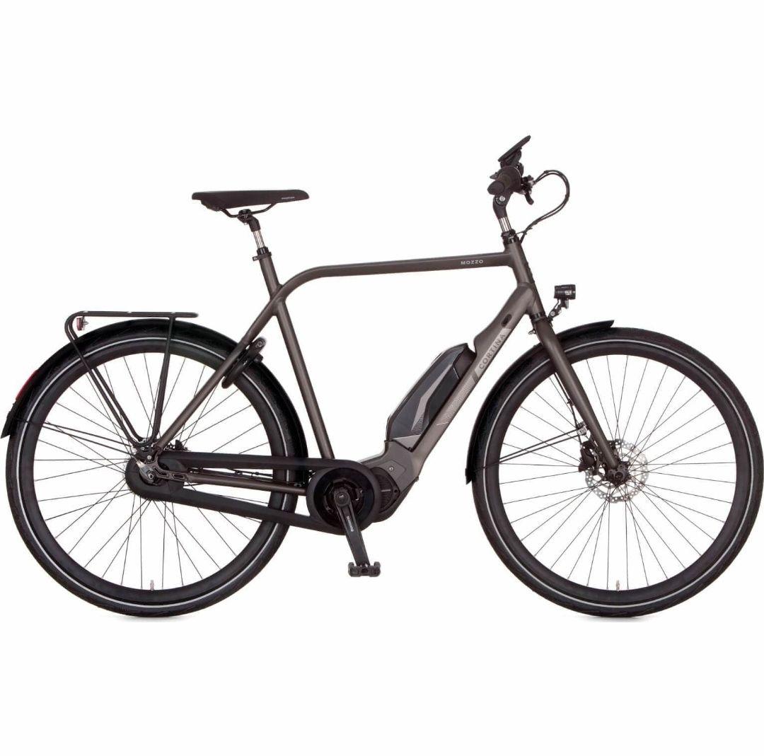 ANDERE AANBIEDING IS WEER ACTIEF!! Cortina E-Mozzo N8 2020 DB8 elektrische fiets - eclips black matt