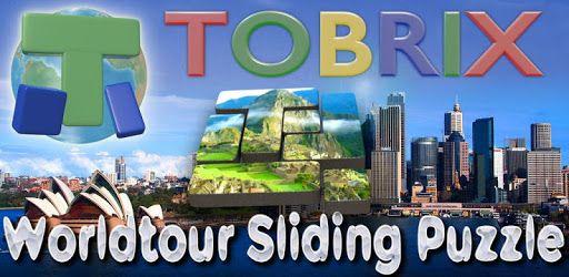 Tobrix (schuif)puzzels, gratis en reclamevrij @Google Playstore