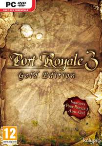 Port Royale 3 Gold Edition van Zavvi
