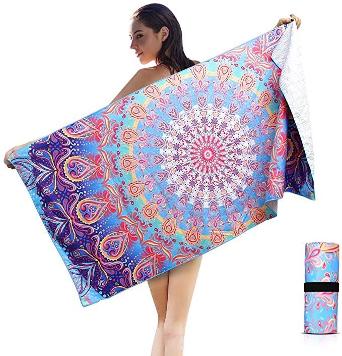 Strand handdoek bij Amazon.nl