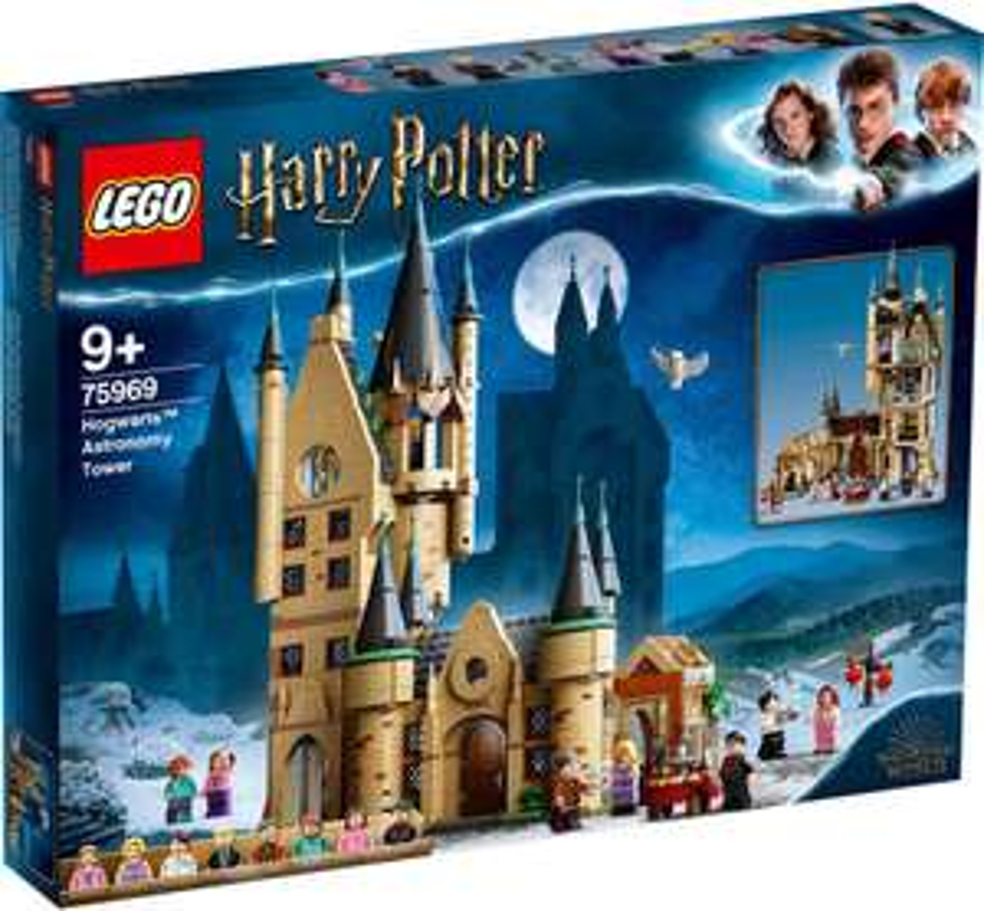 LEGO Harry Potter Zweinstein de Astronomietoren 75969