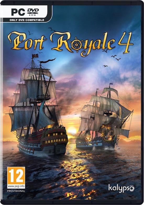 Port Royale 4 (PC steam key)