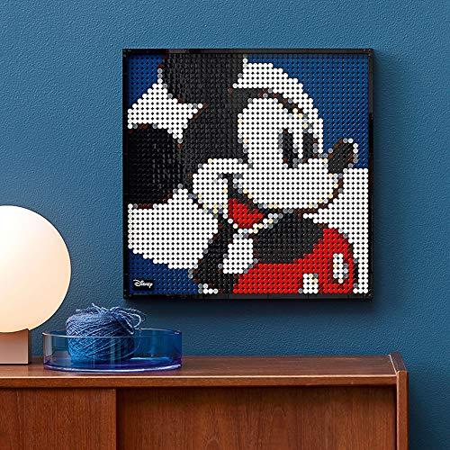 LEGO 31202 Art Disney's Mickey Mouse-set, posters