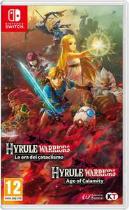 (SELECT LEDEN) Hyrule Warriors: Age of Calamity - Switch