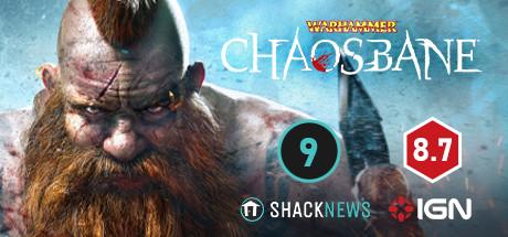 [STEAM/PC] Warhammer: Chaosbane €12 @ STEAM