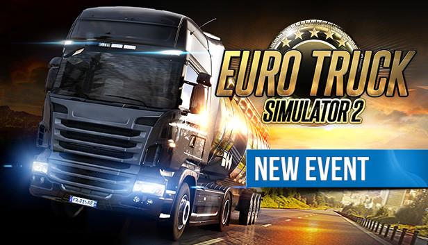 [STEAM/PC] Euro Truck Simulator 2 €4,99 @ STEAM