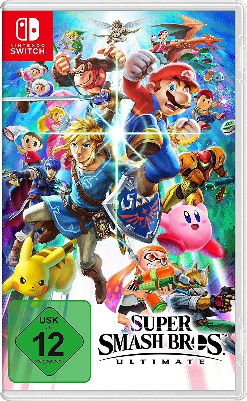 Super Smash Bros. Ultimate (Nintendo Switch) @Amazon DE