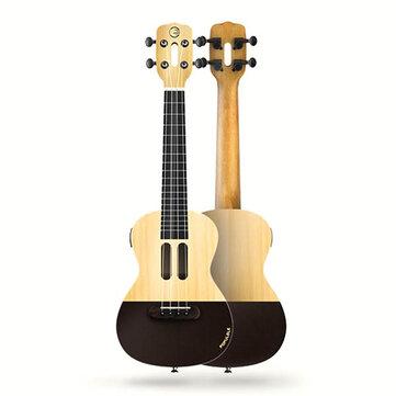 Populele U1 23 inch 4-snarige smart ukulele - Verzonden uit Tsjechië