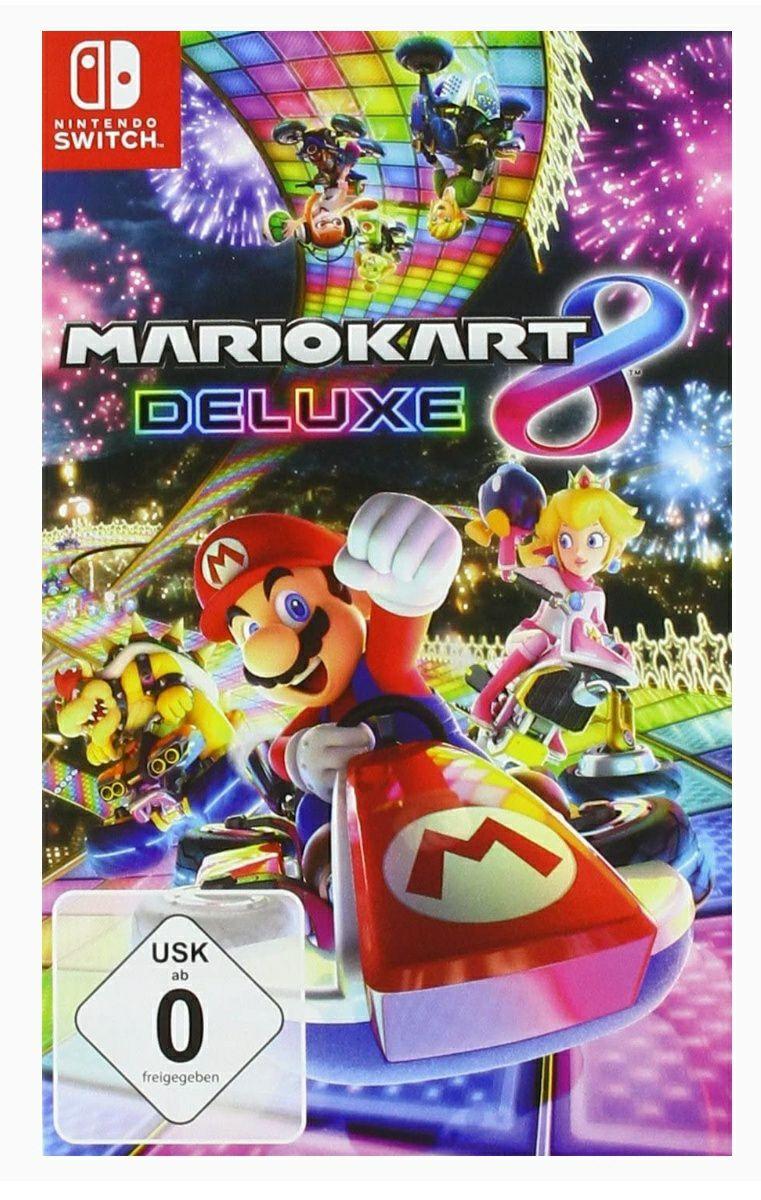 Mario Kart 8 Deluxe, Switch