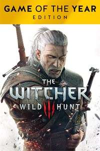 The Witcher 3: Wild Hunt – Game of the Year Edition (Xbox) @ Microsoft Store