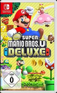 New Super Mario Bros. U Deluxe (Nintendo Switch) @ Amazon.de