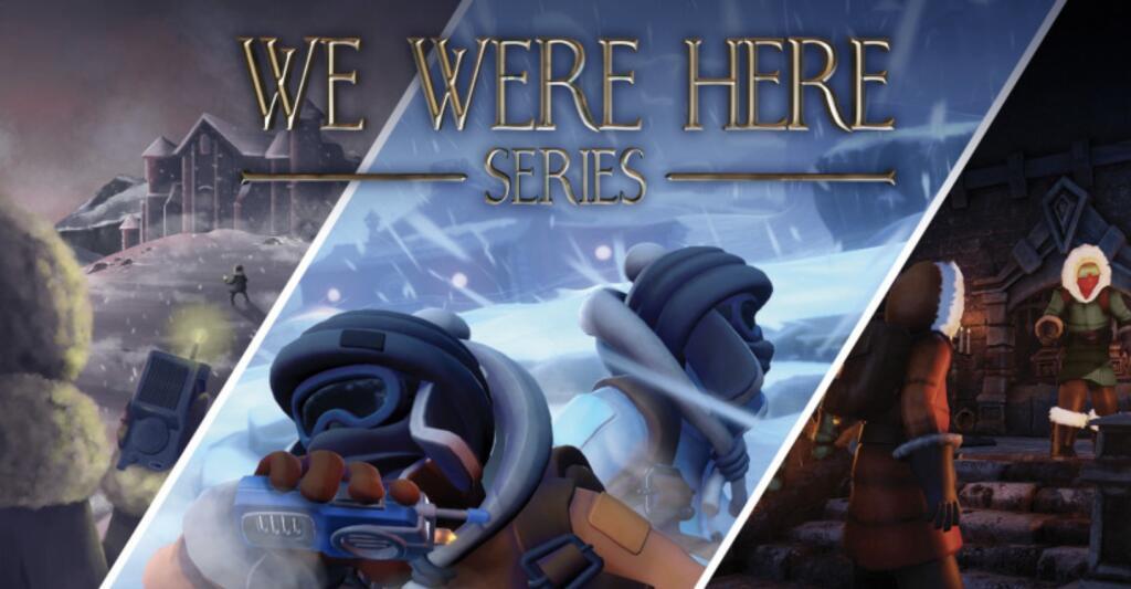 Gratis game: We Were Here PS4/PS5 (tot 22 februari)