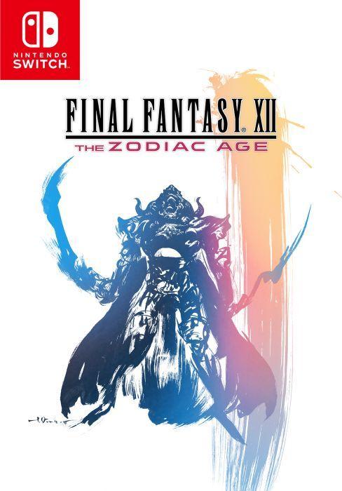 Final Fantasy XII: The Zodiac Age (Switch)