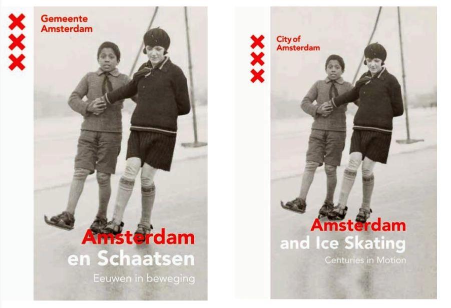 Cadeau van Sportgeschiedenis: gratis boek over 350 jaar schaatsgeschiedenis [NL en EN]