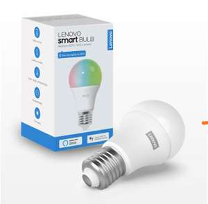 Lenovo Smart E27 Light Bulb RGB Kleur @ Lenovo Store