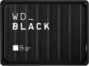 WD_BLACK 4 TB P10 Externe Game HDD