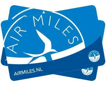 250 airmiles korting op je bestelling @Air Miles Shop