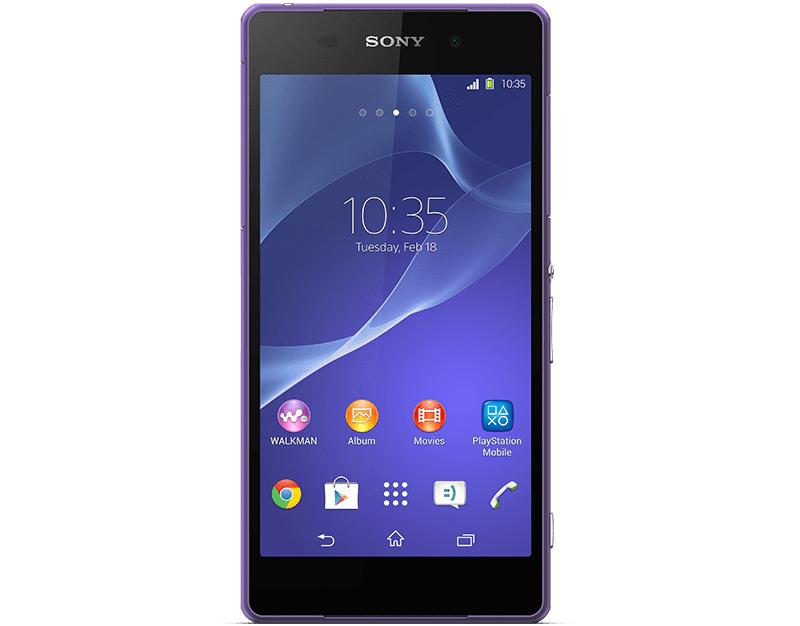 "Sony Z2 snapdragon 800, fullHD 5""2, Waterdicht - €227 @ Sony Webshop"